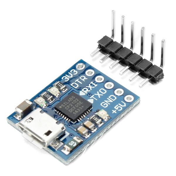 Cjmcu cp usb to ttl serial module uart stc downloader