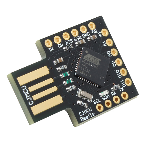 Cjmcu beetle usb atmega u mini development board for