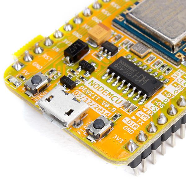 ESP8266 CH340G NodeMcu Expansion Board V3 Lua Breakout Development Boards - intl. Source .