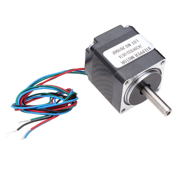 Jkm Nema11 1 8 28 Hybrid Stepper Motor Two Phase 4 Wires 32mm For Cnc Router Alex Nld