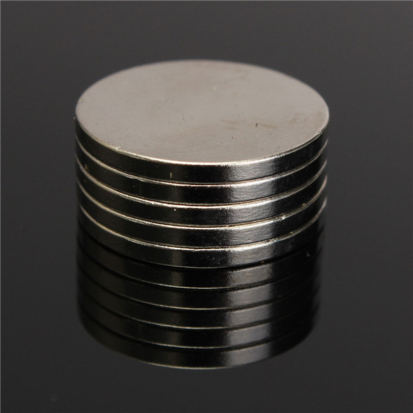 5pcs N50 Strong Disc Cylinder Round Magnets 20mm x 5mm Rare Earth Neodymium