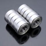10pcs 10x19x5mm Steel Sealed Shielded Deep Groove Ball Bearings 6800zz