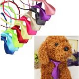 Adjustable Dog Neck Tie Grooming Supplies Necktie Puppy Cat Bow Tie