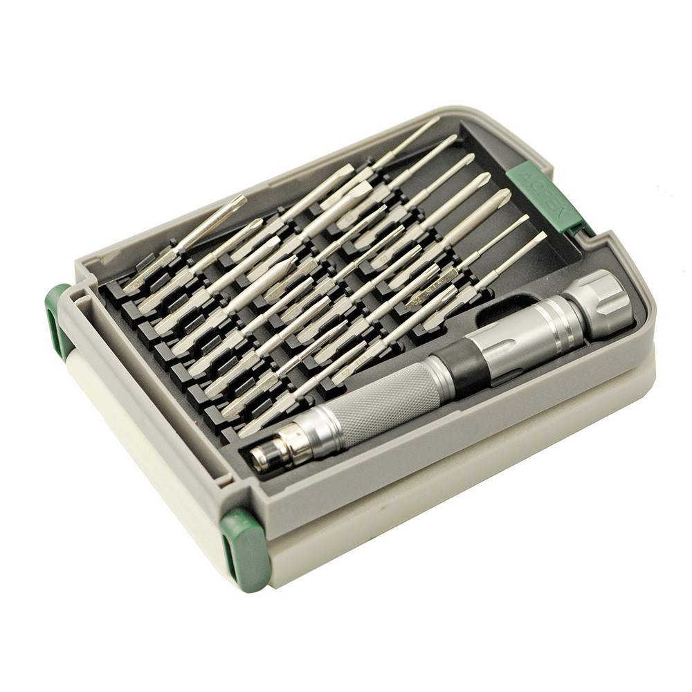 nanch 22 in 1 high grade screwdriver repair tools kit portable precision set alex nld. Black Bedroom Furniture Sets. Home Design Ideas