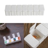 7 Day Pill Box Weekly Tablet Medicine Organizer Container Case Storage