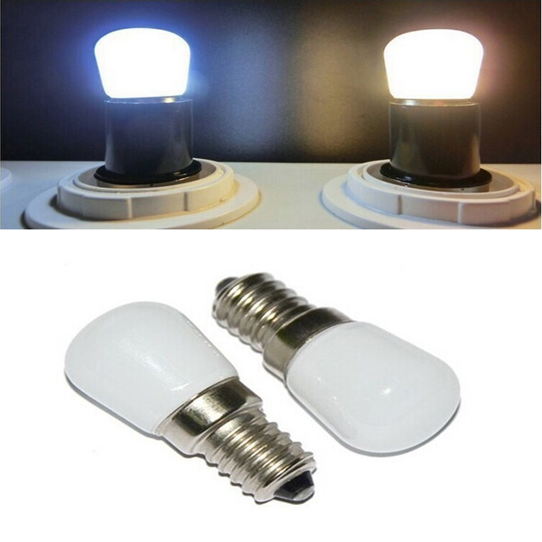 e14 led bulb 2w white warm white 100lm refrigerator light ac 220 240v. Black Bedroom Furniture Sets. Home Design Ideas