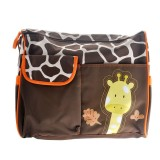 3Pcs Multifunction Baby Diaper Nappy Mummy Feeding Handbag Tote Shoulder Bags