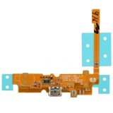 USB Charging Connector Port Flex Cable & Microphone Flex Cable Replacement for LG Optimus L70 / D321 / D325 / MS323