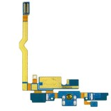 USB Charging Connector Port Flex Cable & Microphone Flex Cable Replacement for LG P760 / Optimus L9 / P765 / P768