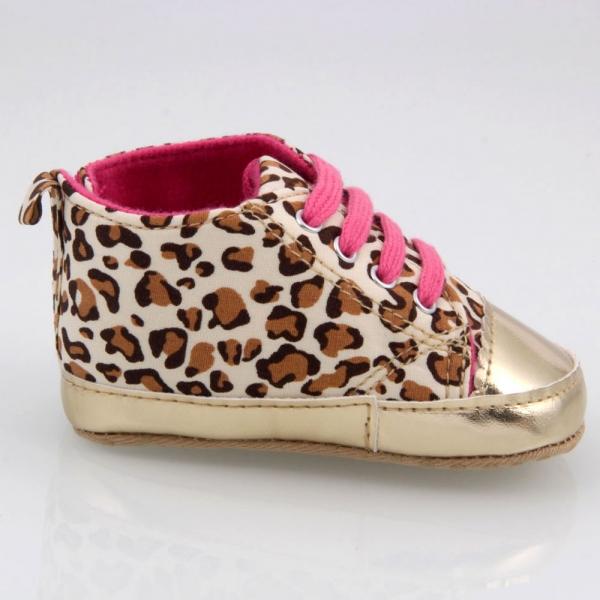 Leopard Print Baby Shoes Australia