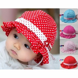 MZ1140-Pure-Cotton-Cute-Childrens-Hat-with-Dots-Flower-Pattern-Red_nologo_600x600.jpeg