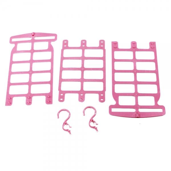Multi Function Plastic Adjustable Pillow Drying Rack