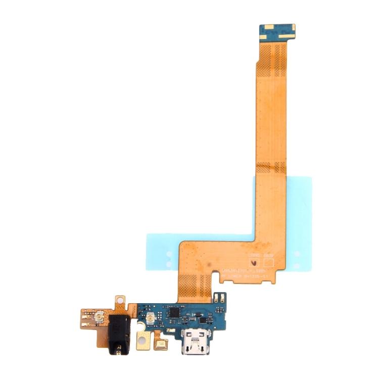 USB Charging Connector Port Flex Cable & Microphone Flex Cable Replacement for LG G Flex / D950 / D955 / D958 / D959 / F340 / LS995