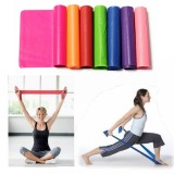 1.5m Yoga Slimming Rubber Stretch Resistance Exercise Fitness Elastic Band