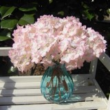 Artificial Flower Hydrangea Silk Bridal Bouquet Party Home Wedding Decor 5Colors