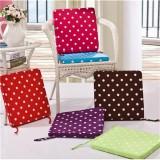 Dot Square Warm Chair Cushion Office Seat Cushion