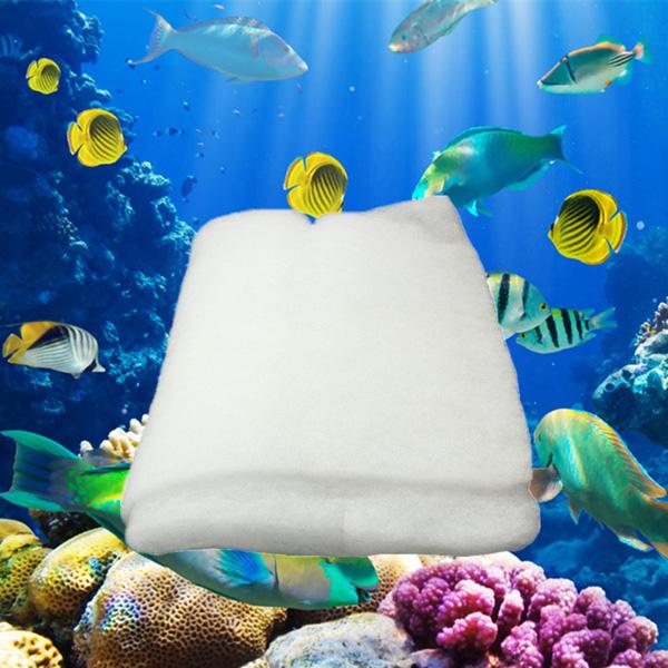 Aquarium Fish Tank Foam Sponge Pad Filter White Cotton Filter Alex ...