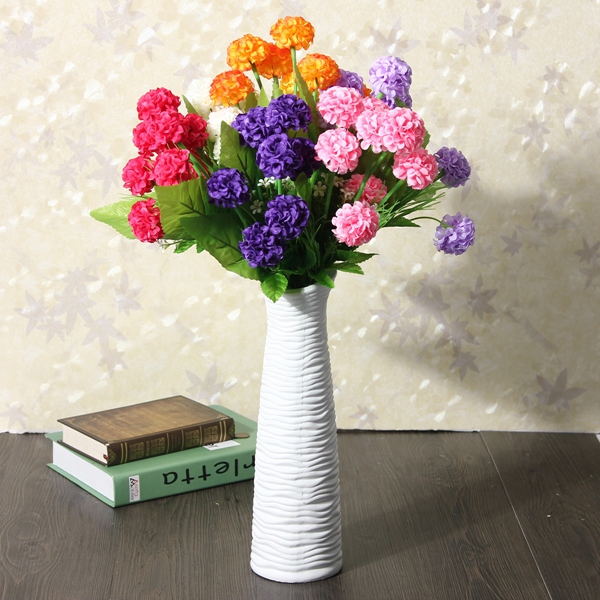 Artificial daisy chrysanthemum silk flowers floral bouquet 8 heads 7 artificial daisy chrysanthemum silk flowers floral bouquet 8 heads 7 colors home garden mightylinksfo