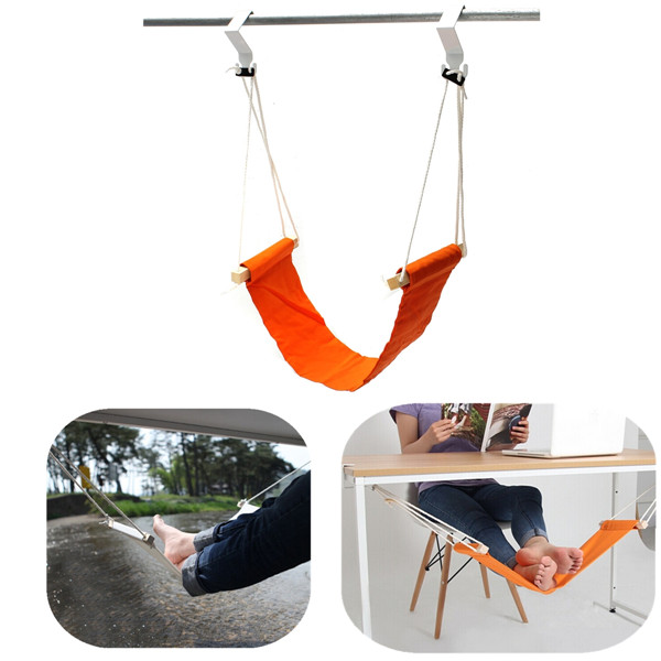 Desk Feet Hammock For Comfortable Your Feet Office Home ...