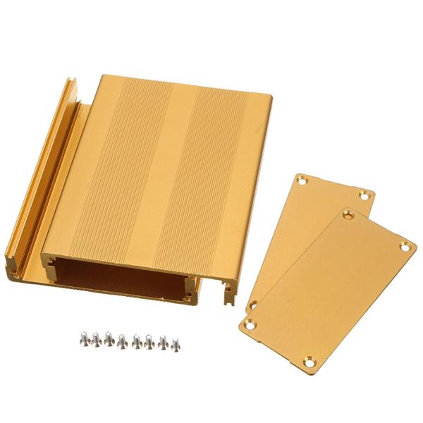 aluminum pcb project circuit box enclosure case electronic rh alexnld com
