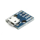 3Pcs CJMCU Micro USB Interface Board Power Switch Interface