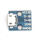 5Pcs CJMCU Micro USB Interface Board Power Switch Interface