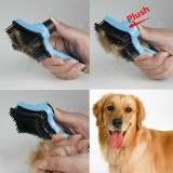 Pet Dog Cat Hair Shedding Remove Fur Grooming Rake Comb Brushes Tools