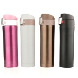 450ml Thermos Cup Stainless Steel Bottle Vacuum Flasks Thermoses