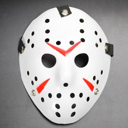 To Print For Jason Mask Pumpkin Stencil: Old Jason Voorhees Halloween Mask Horror Hockey Mask