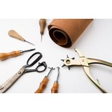 Leather Tools & Treatments