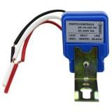 AS-10 220V 10A Waterproof Auto On Off Street Light Sensor Control Switch