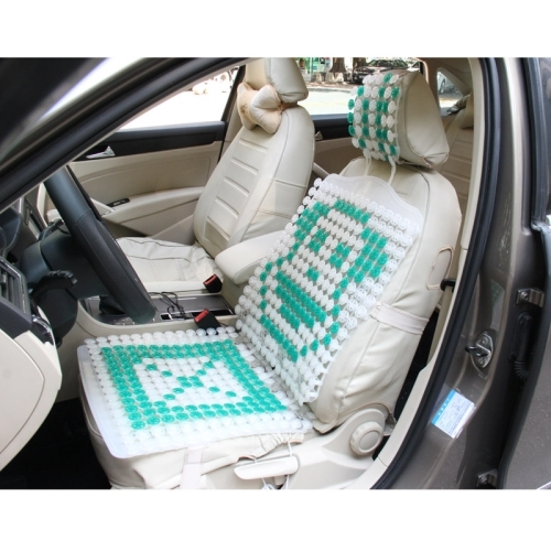 12V Car Summer Cool Ventilated Seat Cover With Fan Cooler
