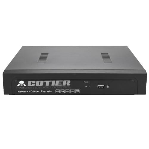 Cotier N4b7mpoe 4ch 720p P2p Onvif 1 0 Mega Pixel Ip