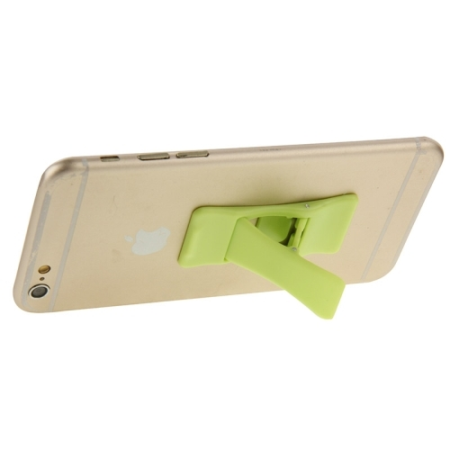 Universal Multi-function Foldable Holder Grip Mini Phone Stand for iPhone 6 & 6 Plus, iPhone 5 & 5S, Samsung Galaxy S6 / S5 / A7 / A5, HTC, Nokia, Sony (Green)