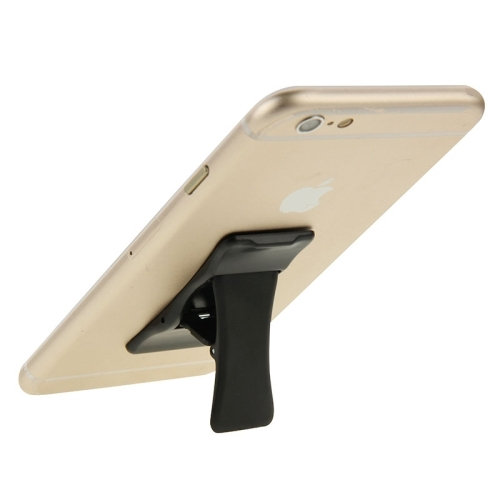 Universal Multi-function Foldable Holder Grip Mini Phone Stand for iPhone 6 & 6 Plus, iPhone 5 & 5S, Samsung Galaxy S6 / S5 / A7 / A5, HTC, Nokia, Sony (Black)