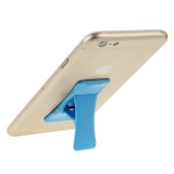 Universal Multi-function Foldable Holder Grip Mini Phone Stand for iPhone 6 & 6 Plus, iPhone 5 & 5S, Samsung Galaxy S6 / S5 / A7 / A5, HTC, Nokia, Sony (Blue)