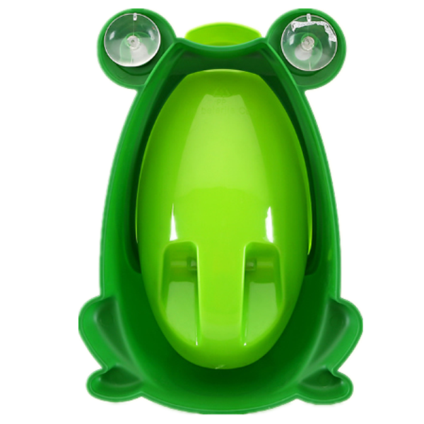 Lovely Frog Children Potty Toilet Training Kids Urinal for Boys Pee Trainer Bathroom