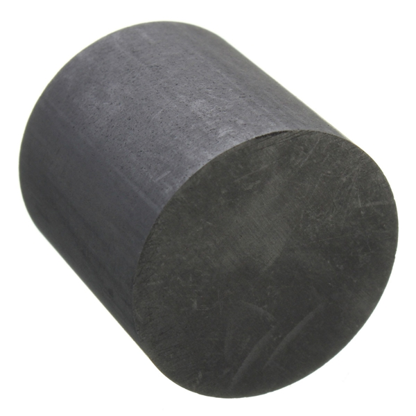 25x25mm 2 Oz Graphite Crucible Cup Ingot Bar Combo Mold