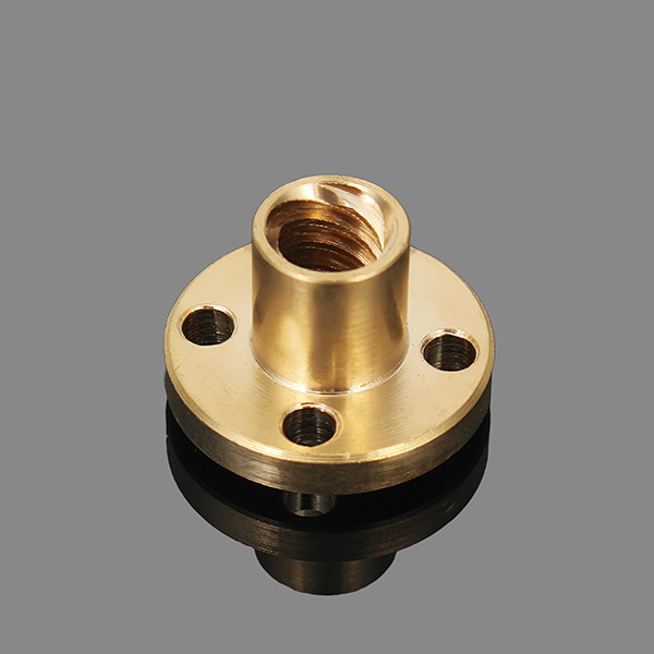 8mm T Type Lead Screw Nut Brass Nut For Cnc Parts Alex Nld