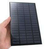 18V 2.5W Mini Solar Panel Photovoltaic Panel