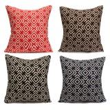 Duplex Printing Geometric Cotton Linen Pillow Cases Home Sofa Throw Cushion Cover