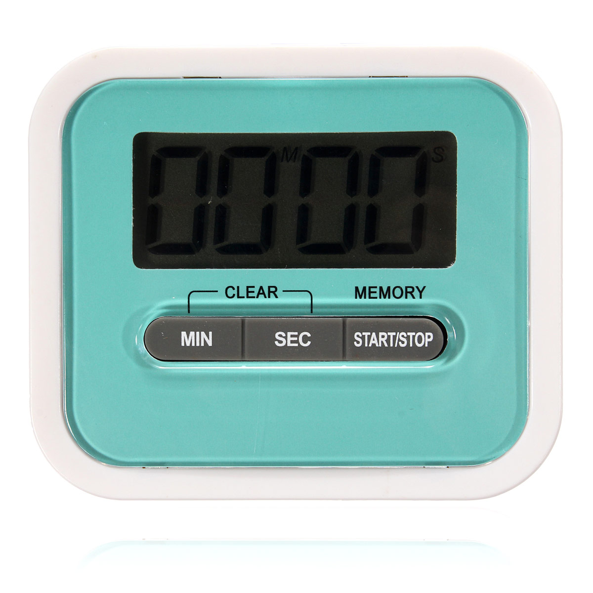 Magnetic Digital LCD Kitchen Timer Count Up Down Egg Cooking Timer ...