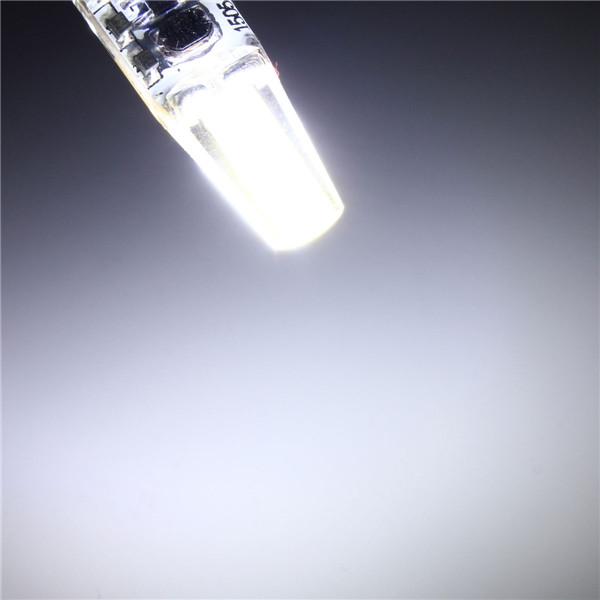 G4 2W COB Filament LED Spot light Bulb Lamp Warm/Pure White AC/DC 10-20V