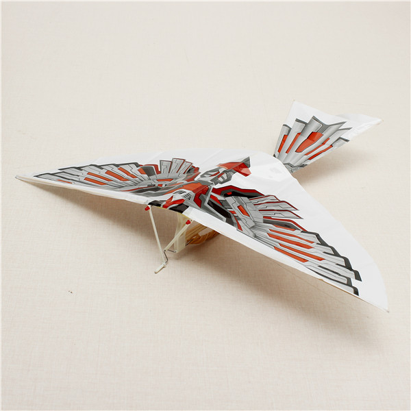 5df7db9d65 Assembly Flapping Wing Flight Model Imitate Birds Aircraft DIY Educational  Gifts