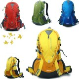 40L Outdoor Camping Hiking Sports Backpack Trekking Climbing Travel Rucksack Bag