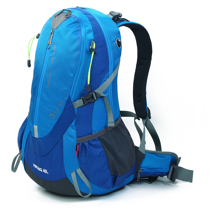 40L Outdoor Camping Hiking Sports Backpack Trekking ...