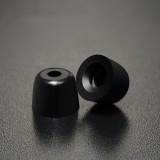 KZ One Pair In-ear Silica Gel Earmuffs Earplug Cover For In-ear Earphone