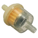 Universal Petrol Gas Inline Fuel Filter For Motorcycle Dirt Pit Bike Car Scooter ATV