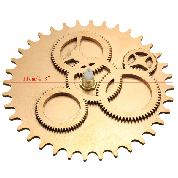 Vintage Diy Clock Mechanism Clock Movement Retro Gear