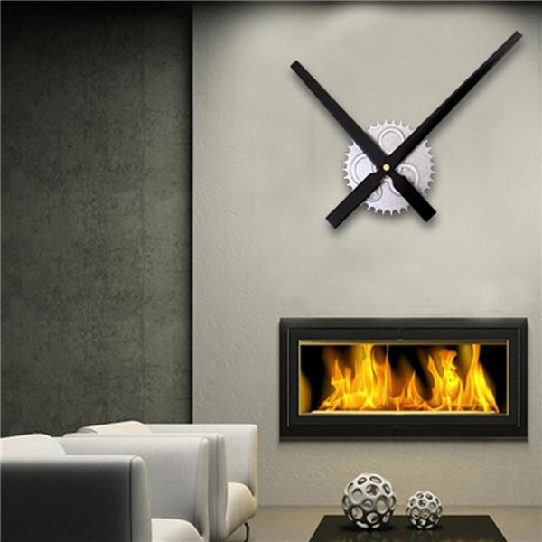 Vintage Diy Clock Mechanism Clock Movement Retro Gear Large Wall Clock Home Decor Alex Nld